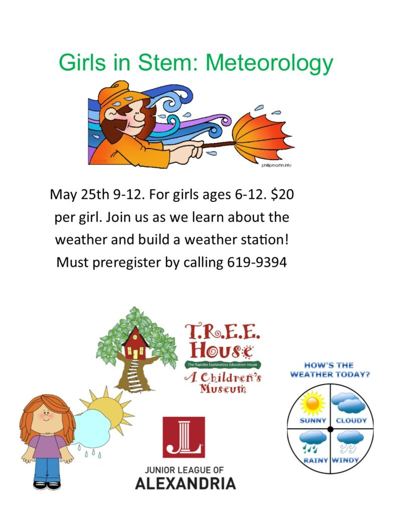 Girls in Stem: Meteorology