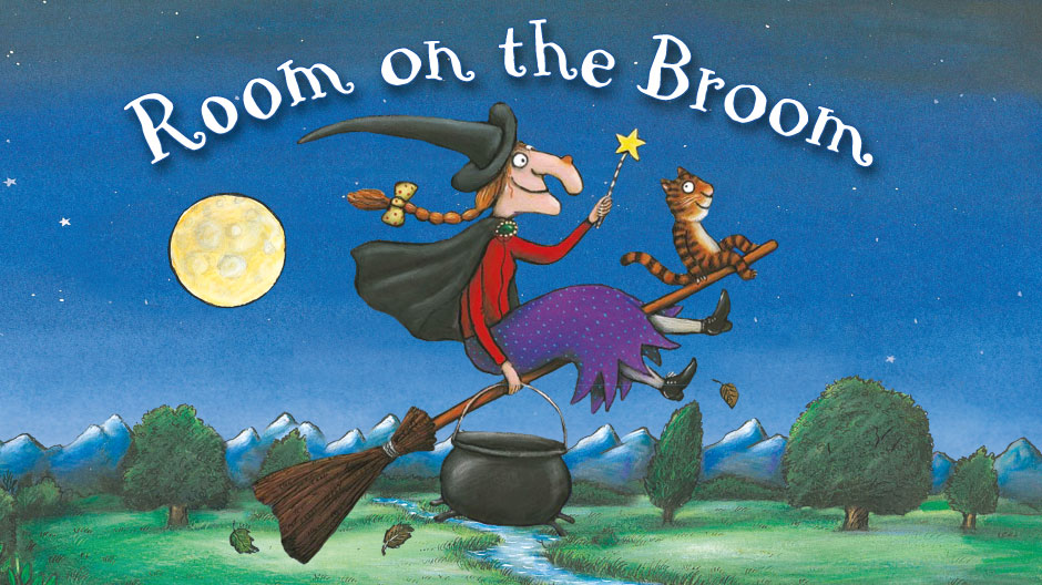 Story time and craft: Room on the Broom @ TREE House Children's Museum
