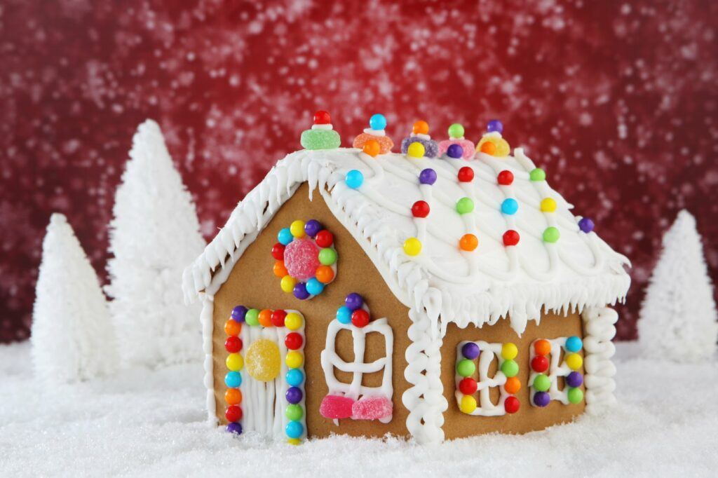 Gingerbread House Workshop @ TREE House Children's Museum