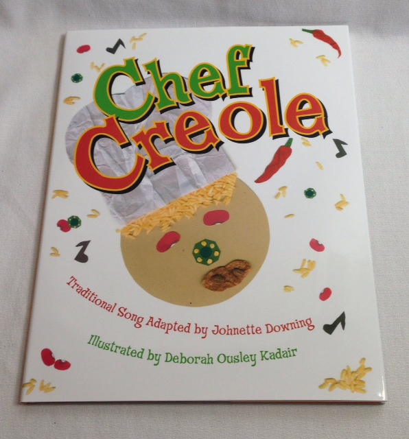 Story time and craft: Chef Creole @ T.R.E.E. House Children's Museum
